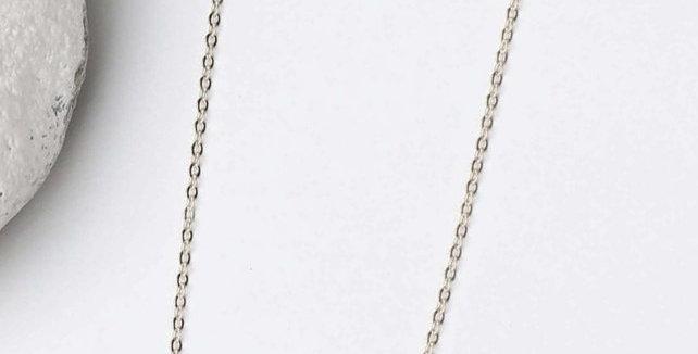 Aiden Necklace - Silver