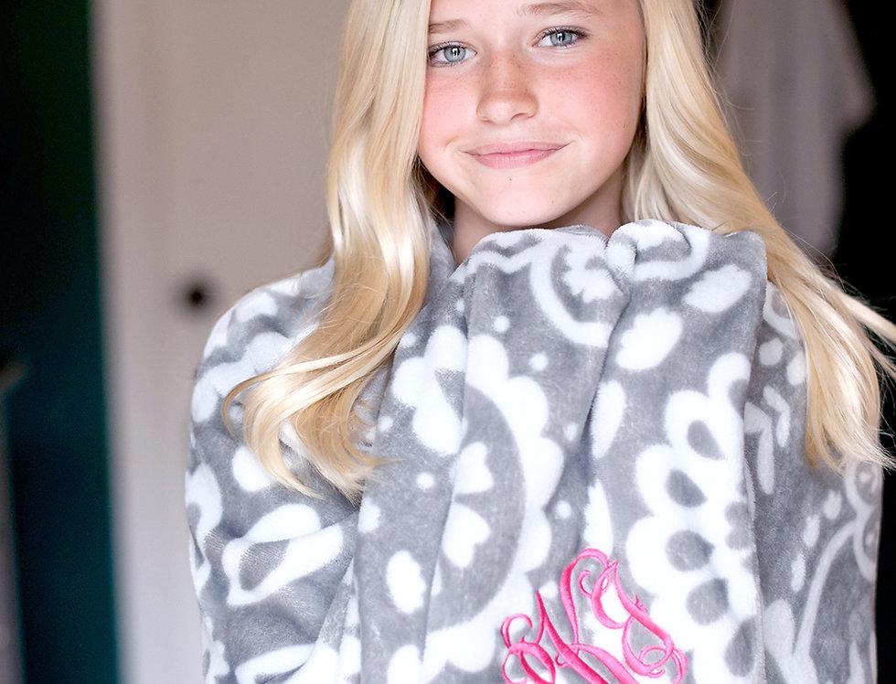 Paisley Blanket