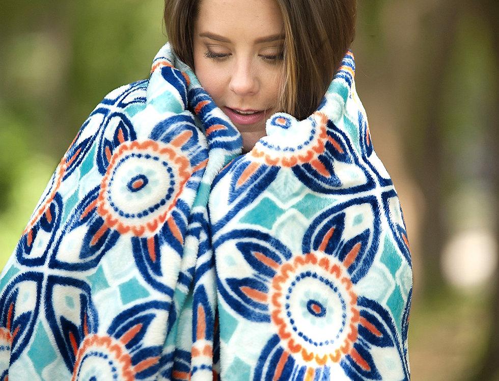 Maya Plush Blanket