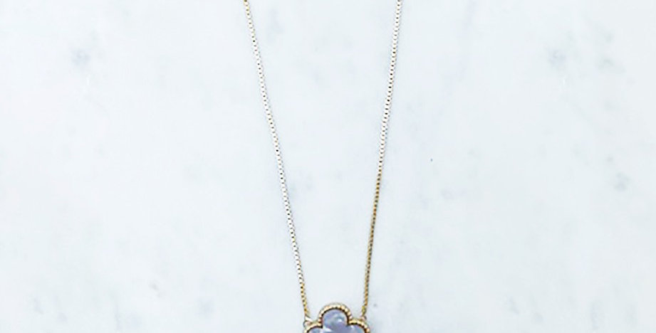Seabrook Necklace (Pearl)