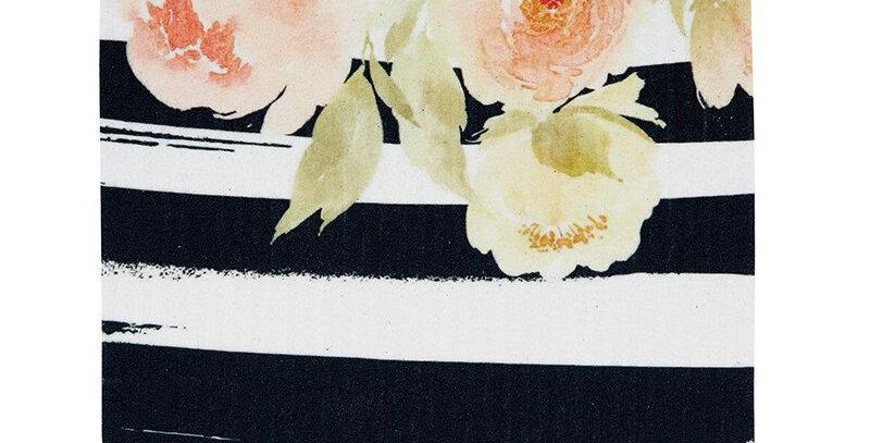 Organic Dishcloth- Floral