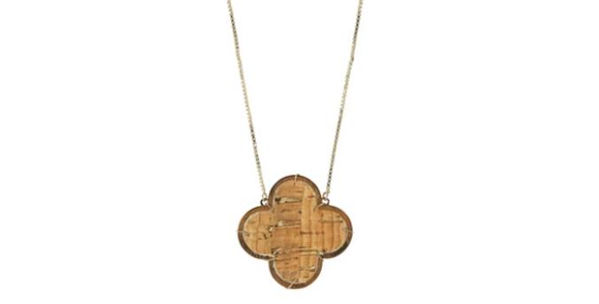 Carolina Cork Necklace