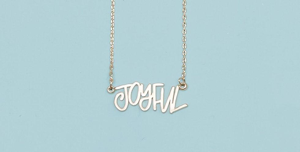 Joyful Necklace