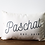 Thumbnail: Vintage Last Name Pillow