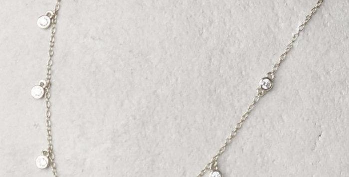 Easton Necklace - Silver