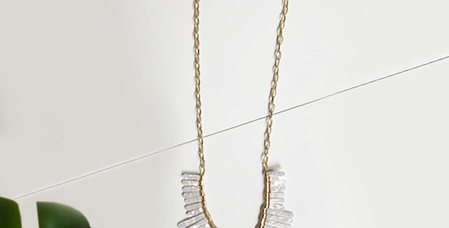 Henderson Necklace (Pearl)