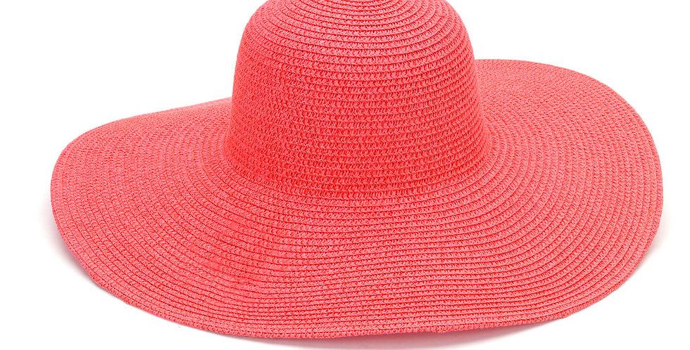 Floppy Hat (Coral)