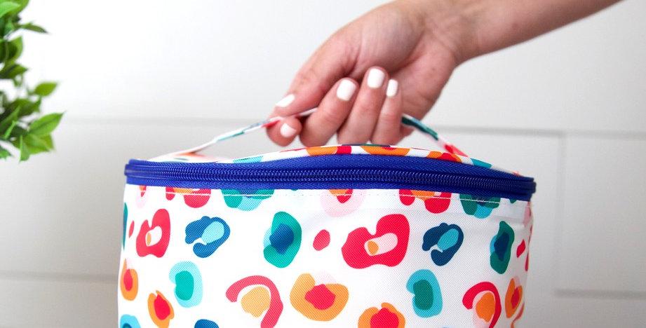 Cosmetic Bag (Confetti)