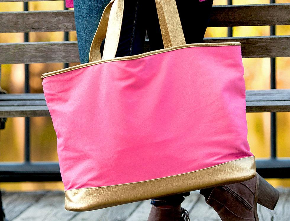 Cabana Tote (Pink)