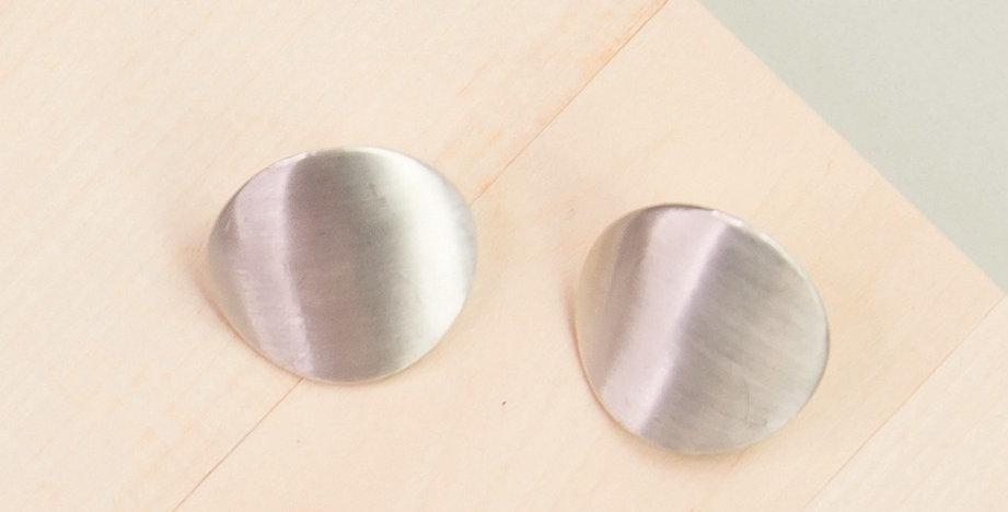Magnolia Earrings (Silver)