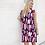 Thumbnail: Michelle Dress - Pretty in Paint Navy
