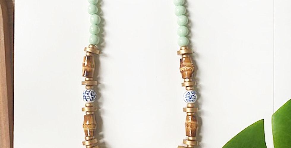 Rio Necklace (Mint)