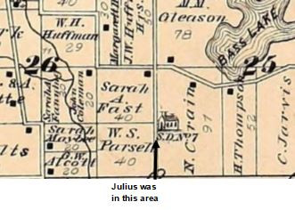 Lost Villages of Steuben County Part 3 - Julius
