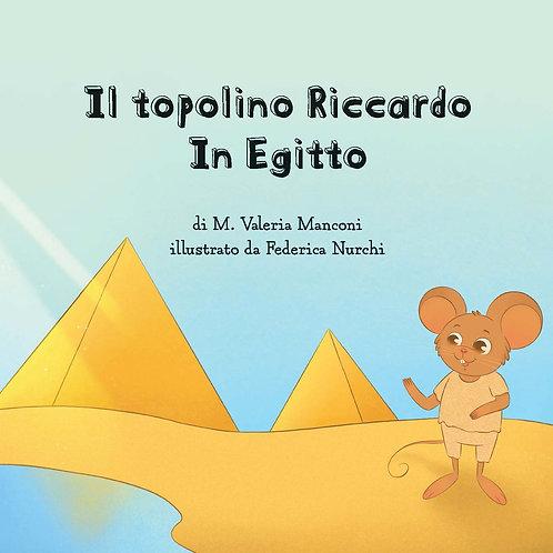 Il topolino Riccardo in Egitto