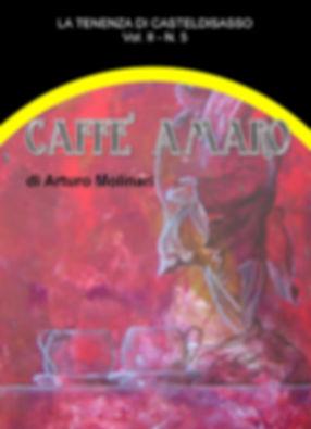 copertina poliziesco con dipinto di Arturo Molinari