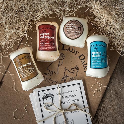 Fresh Cheese Gift Box
