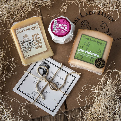 Goat Lady Dairy Originals Gift Box