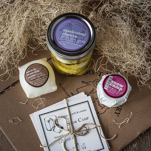 Soft Cheese Gift Box