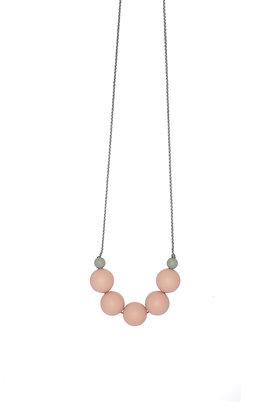 LITTLE SOMETHING - pastel pink / smooth sage