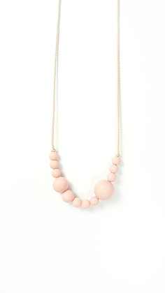SERENDIPITY - solid pastel pink