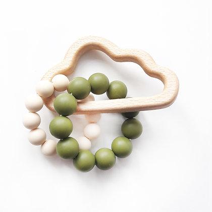 CLOUD NINE - olive green
