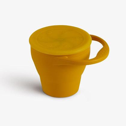 SnackCup - mustard