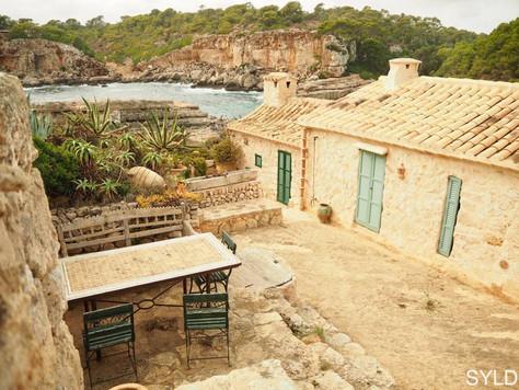 Cala s'Almunia und Caló des Moro   Zwei Kleinstbuchten mit schönem Naturschutzgebiet