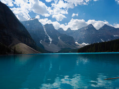 Kanada #18 | Moraine Lake und Asian Dining in Calgary