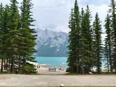 Kanada #17   Dead Man's Flat, Minnewanka Lake und Fototour