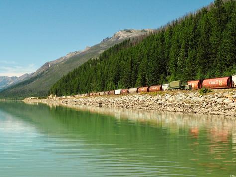 Kanada #10 | Clearwater >> Jasper