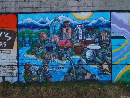 Kanada #26-27 | Back to Vancouver, etwas Street-Art und wieder zuhause