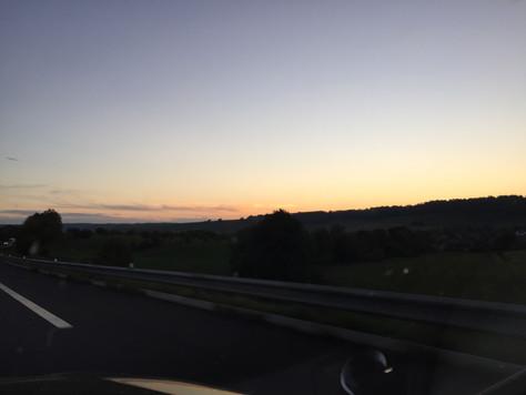 Bannes | Camping Hautoreille - Zwischenstop mit spontanem Treffen
