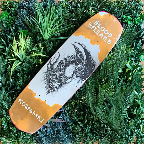 "Kowalski - Dragon Occült - 9.1"" - Slayer shape"