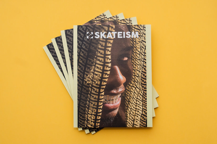 SKATEISM Issue #5 – ELSEWHERE