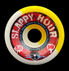 Slappy Hour 58mm/99A - Jason Adams Pro model