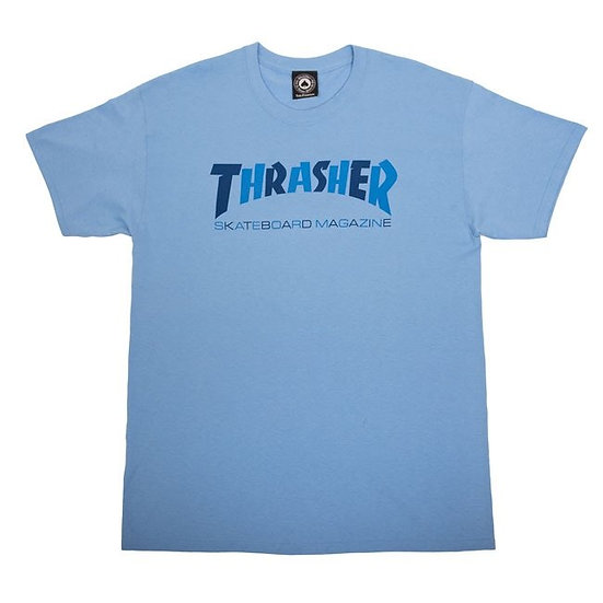 Checkers T-Shirt (Carolina Blue)