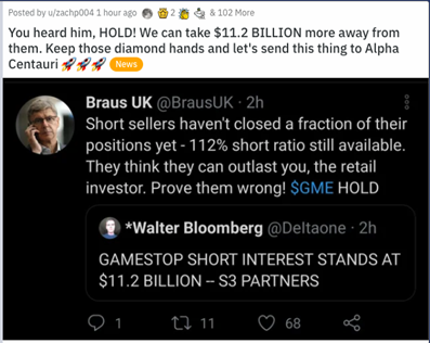💎  👐  Are Forever: GameStop and The 🚀 Pathologics of Mobs - Misti Yang