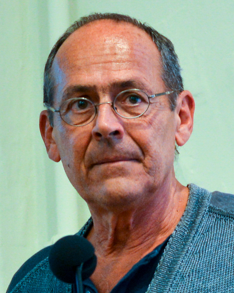 Image of Bernard Stiegler taken in 2016