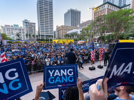 Digital Citizen or Super-Fan? Andrew Yang's Supporters and Digital Citizenship - Ashley Hinck