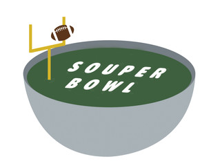SOUPER BOWL Canned Food Drive