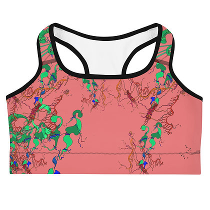 VividPink Yoga Top