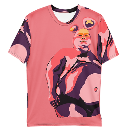 Pink Michael The Great Unisex Tee