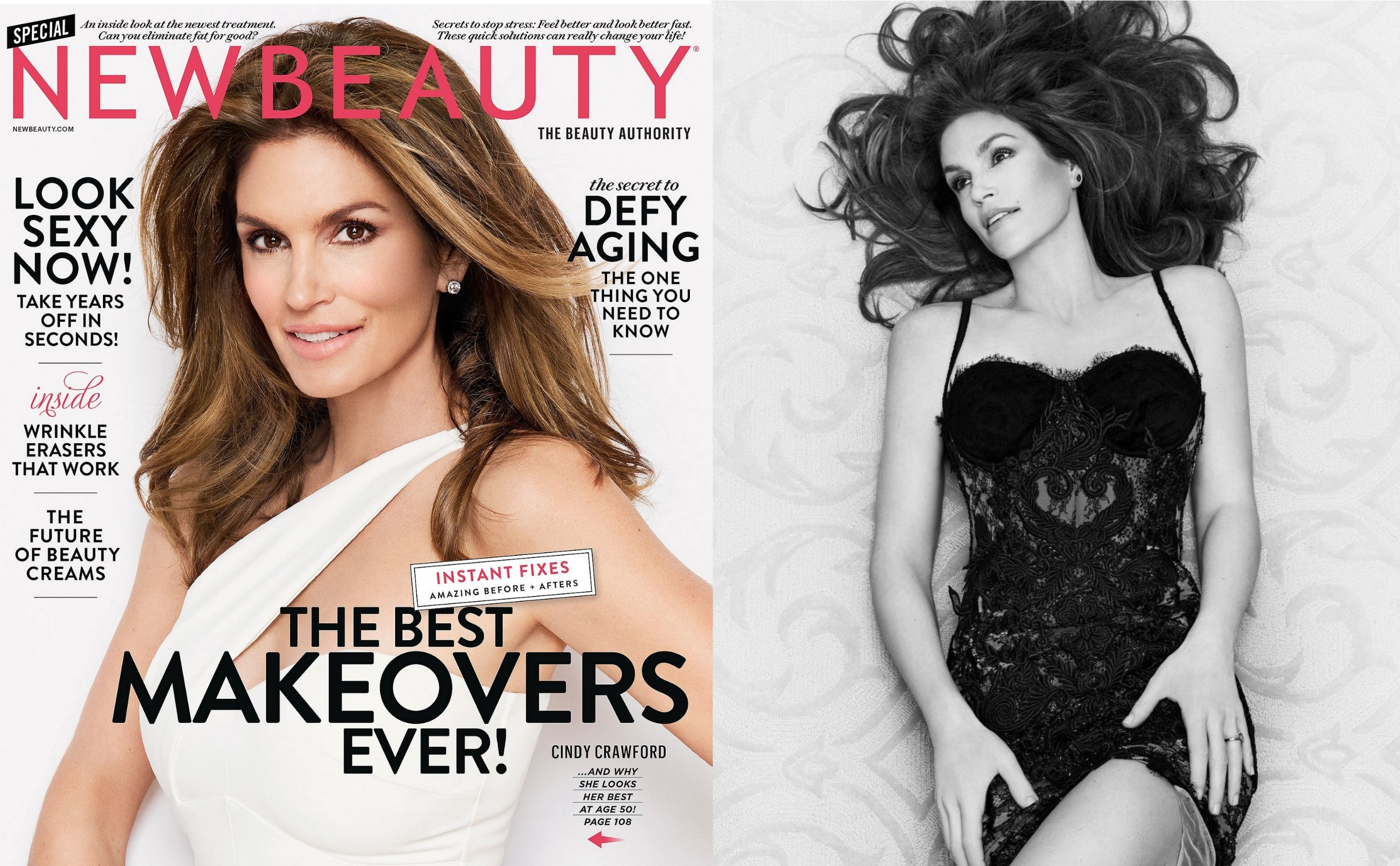 Cindy Crawford Cover Best