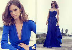 Lyndsy Bello Blue 1