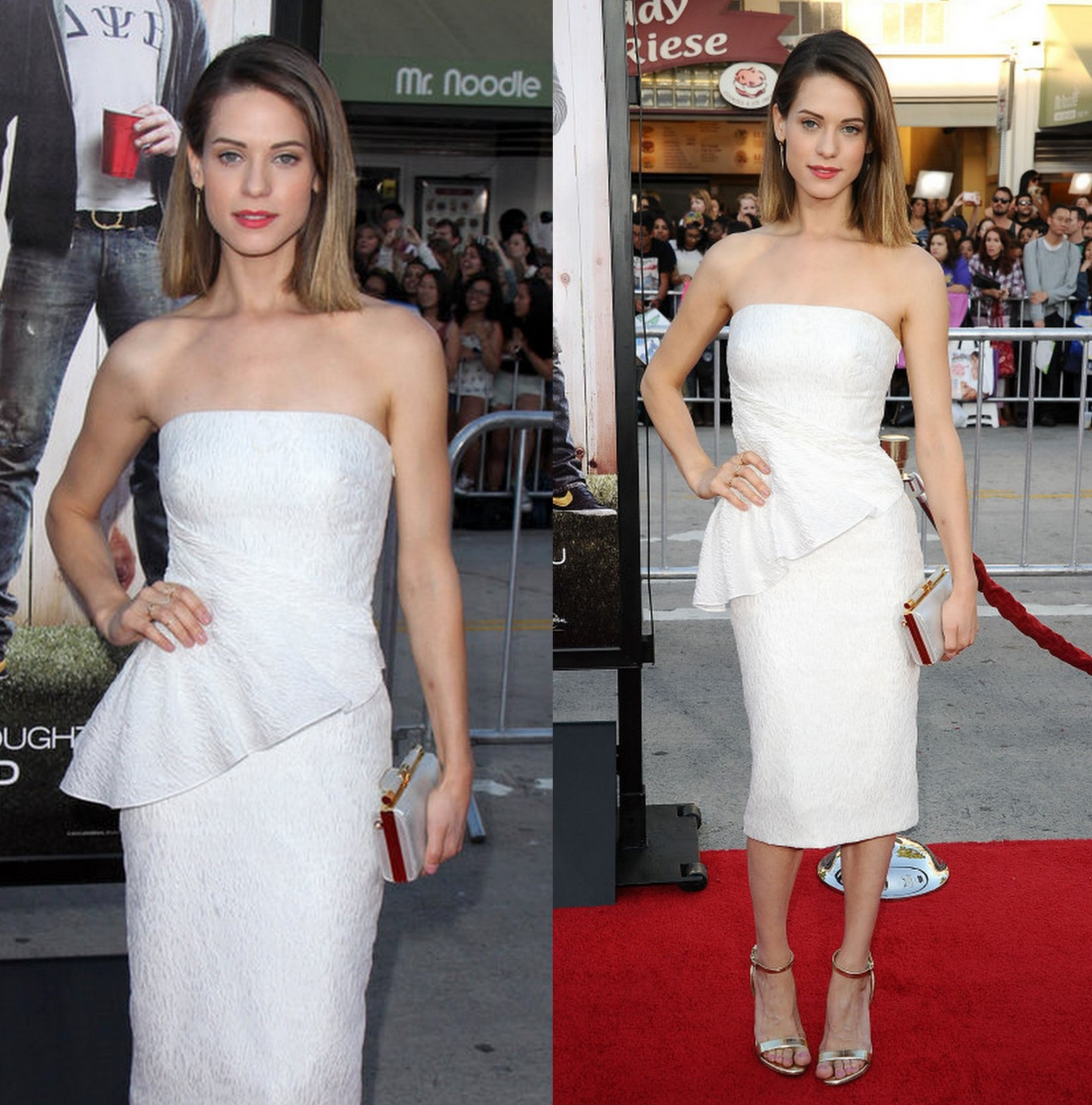 Lyndsy+Fonseca+the+neighbors+premiere