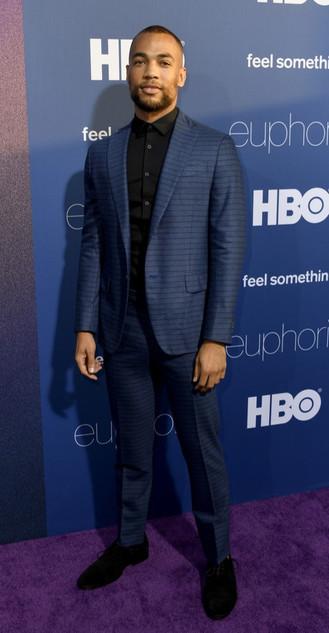 Kendrick+Sampson+L+Premiere+HBO+Euphoria