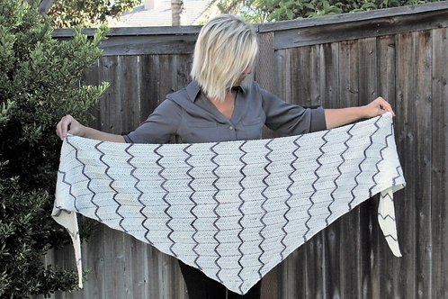 Backsplash Shawl