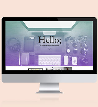 Portfolio Web Design