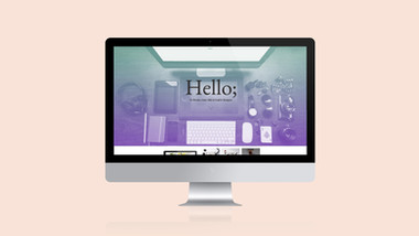 Portefeuille Web Design