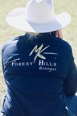 Kellie Silvester Forest Hills Brangu